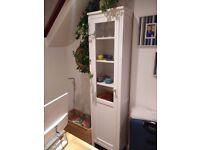 IKEA HEMNES Display Cabinet, 9 month old