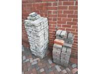 Pattio bricks