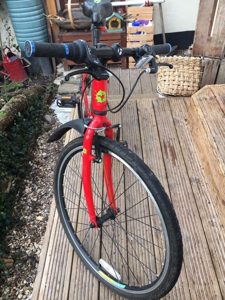 ef8a35b9b Red Frog 69 Bike