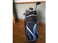 Ben Sayers Ladies Golf Clubs Ex cond.