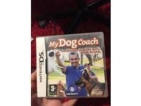 My Dog Coach- Nintendo DS Game