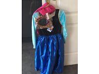 Disney Anna frozen dress
