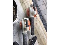 Sthil BG86C leaf blowers spares or repairs