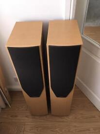 Mission M74 Speakers