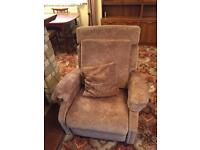 2 recliner chairs, 3 seater sofa and 1 armchair