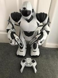 Robosapian robot & dog