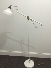 Ikea Floor Lamp Ranarp Hardly Used