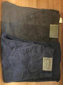 Men's Moschino Light Cotton Jeans W31/32 L30