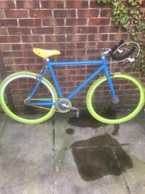 Men's road bike/fixie