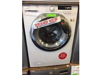 Brand new Hoover 8kg WASHER DRYER with Chrome Door - £419 Retail