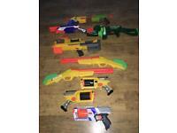 Nerf Gun Bundle. Toys,kids.