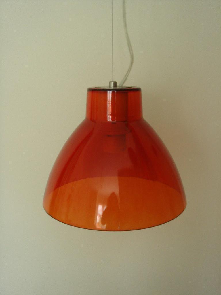 Glass Pendant Lights Gumtree : Hannover glass retro light in earley berkshire gumtree