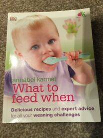 Annabell Karmel What to Feed When