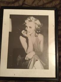 Old photos & frames