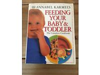 Annabel Karmel's cookbook