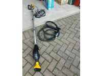 Hozelock Cyprio Electric Pond Vacum Cleaner Silt Remover.