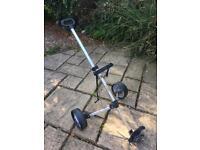 CaddyLite - Lightweight Golf Cart - Perfect for Beginners!