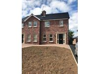 New build house Cavanacaw Manor Newry Road Armagh £140 per week plus rates
