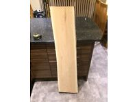 Solid Red Oak High Quality Plank Board Planed Hardwood Bench Table Furniture Shelve Fireplace Plinth