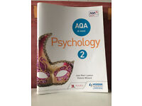 Psychology 2 - AQA- A Level