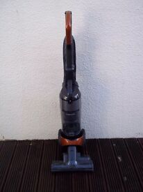 SAMSUNG UPRIGHT BAGLESS VACUUM CLEANER WITH SIDE TO SIDE STEERING, CYCLONE FORCE, EX DEMO