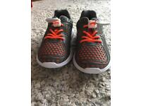 Clark's 7f trainers - never worn - immaculate condition