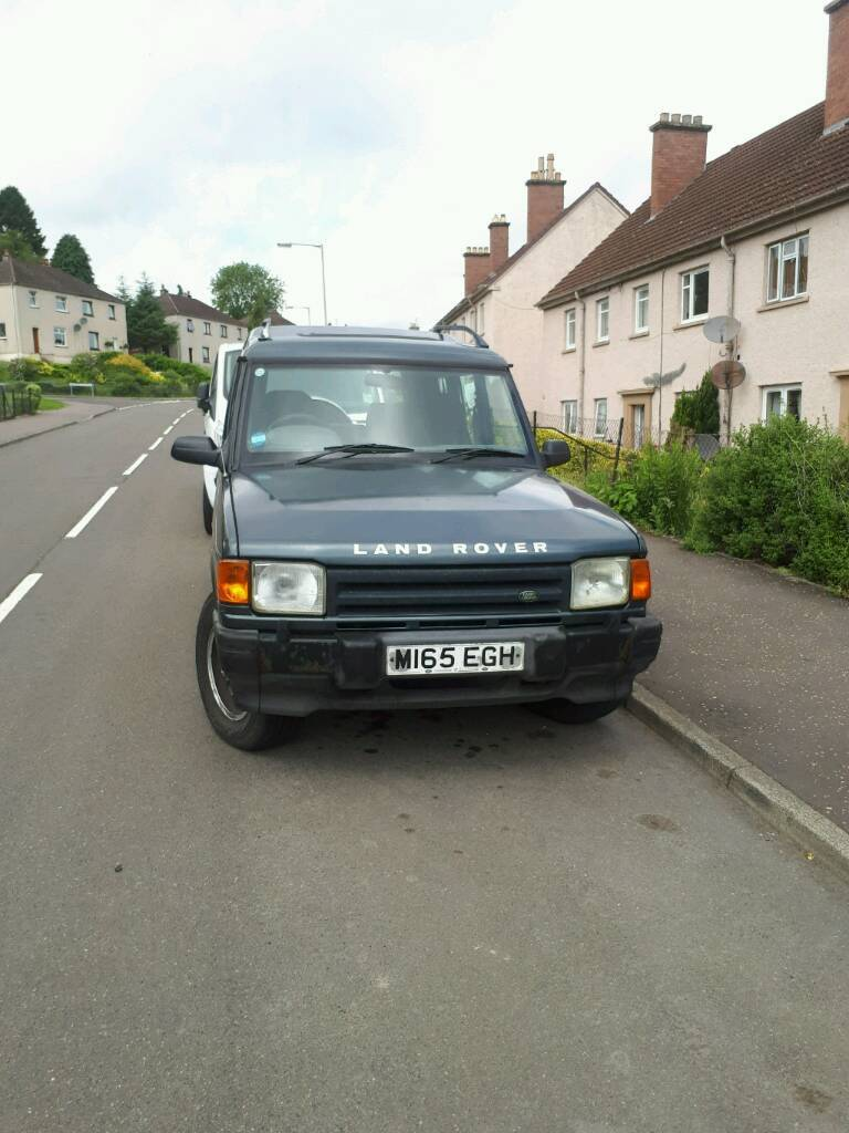 Land Rover Discovery ES 300tdi auto