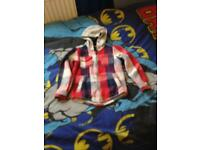 Next Boys Padded Jacket 8 Years