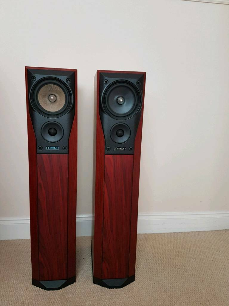 Mission 782 Floor Standing Hifi Speakers For Sale In