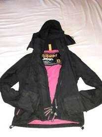 Stay dry jacket XS