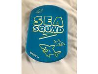 Speedo Sea Squad mini kick child's swimming float blue one size.