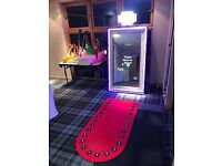 Selfie Mirror photobooth for hire £250