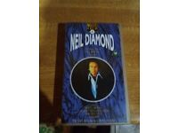 Neil Diamond Video. (VHS)