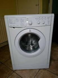 Indesit washer dryer 6kg