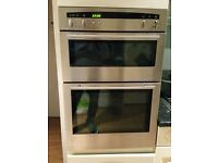 Neff Integrated Electric Fan assisted Oven/Grill & 5 burner Gas Hobs. In very good order