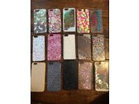 12 iPhone 6s cases (3 in photo gone)