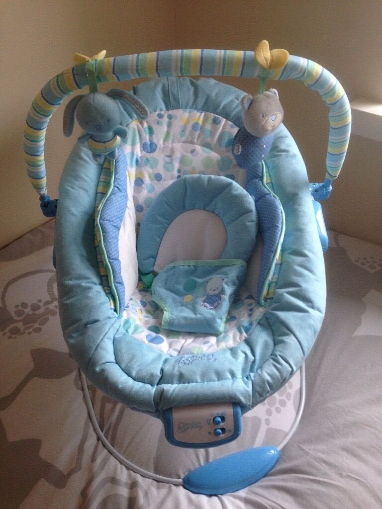 Comfort and Harmony baby seat