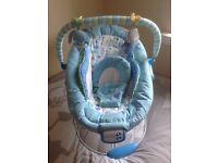 Comfort and Harmony baby seat