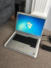 Dell Laptop- Inspiron 6400, Win 7 , Duo Core