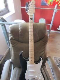 Baritone Stratocaster