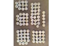 88 Top Brand Assorted Golf Balls