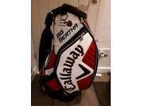 Big Bertha golf bag