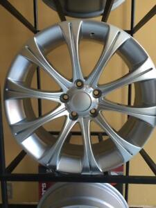MAGS neufs REPLICA BMW 5X120 (19 pouces)  pour HIVER