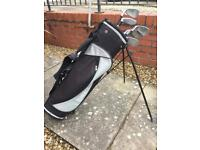 Junior Golf Club Set with Bag