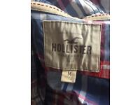 HOLLISTER Summer wear thin Jacket