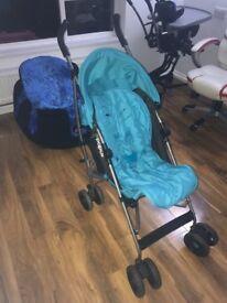 Child's pram: buggy