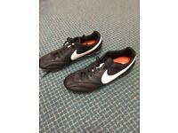 Nike stud shoes size 8.5