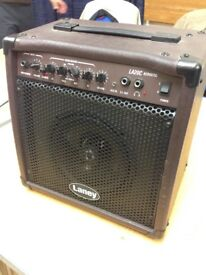 """Laney LA20C Acoustic Guitar Amplifier. For stage/home use. 20 Watts RMS , 8"""" Driver, Parametric EQ."""