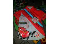 Lightning Mcqueen shirt