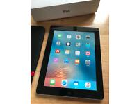 Apple IPad 16GB Space Grey, full size, hardly used in excellent condition